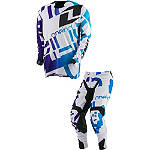2013 One Industries Defcon Combo - TXT1 -  Dirt Bike Pants, Jersey, Glove Combos