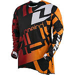 2013 One Industries Defcon Jersey - TXT1 - Discount & Sale Utility ATV Riding Gear