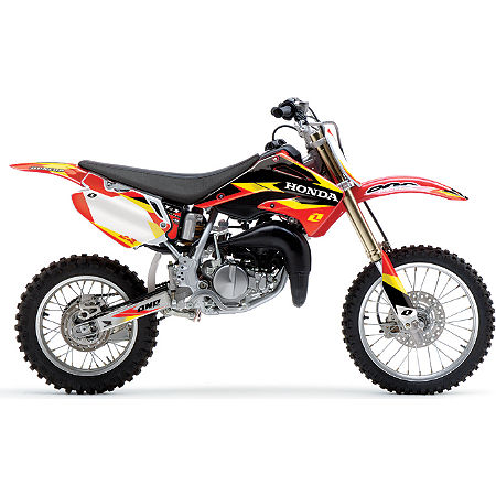 2013 One Industries Delta Graphic Kit - Honda - Main
