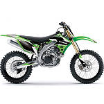 2013 One Industries Delta Graphic Kit - Kawasaki - Kawasaki KX100 Dirt Bike Graphics