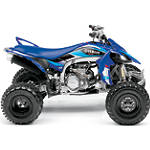 2013 One Industries Delta ATV Graphic Kit - Yamaha - Yamaha RAPTOR 700 ATV Body Parts and Accessories
