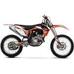 2013 One Industries Delta Graphic Kit - KTM - One Industries Dirt Bike Dirt Bike Parts