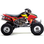2013 One Industries Delta ATV Graphic Kit - Honda - Honda TRX450R (KICK START) ATV Body Parts and Accessories