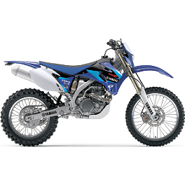 2013 One Industries Delta Graphic Kit - Yamaha - 2013 One Industries Checkers Graphic Kit - Yamaha