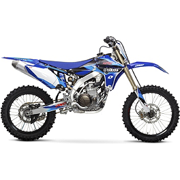2013 One Industries Delta Graphic Kit - Yamaha - 2012 Yamaha YZ450F 2013 Factory Effex Two Complete Graphic Kit - Yamaha