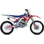 2013 One Industries Flight Graphic Kit - Honda - One Industries Dirt Bike Graphic Kits