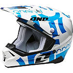 2013 One Industries Gamma Helmet - TXT1 -  Dirt Bike Motocross Knee & Ankle Guards