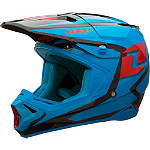 2013 One Industries Gamma Helmet - Bot -  Dirt Bike Motocross Knee & Ankle Guards