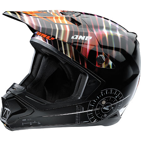 2013 One Industries Gamma Helmet - Lightspeed Special Edition - Main