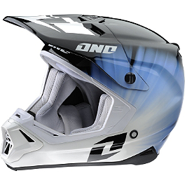 2013 One Industries Gamma Helmet - Butane - 2013 One Industries Gamma Helmet - Bot