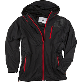 2013 One Industries Motovate Jacket - One Industries Rebel Men's Fleece Zip Hoody