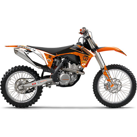 2012 One Industries Orange Brigade Graphic - KTM - Main