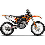 2012 One Industries Orange Brigade Graphic - KTM - One Industries Dirt Bike Dirt Bike Parts