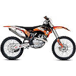 2013 One Industries Orange Brigade Graphic - KTM - One Industries Dirt Bike Dirt Bike Parts