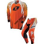 2013 One Industries Reactor Combo - Apex - One Industries Reactor Dirt Bike Pants, Jersey, Glove Combos