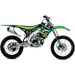 2013 One Industries Race Graphic Kit - Kawasaki - One Industries Dirt Bike Graphic Kits With Seat Covers