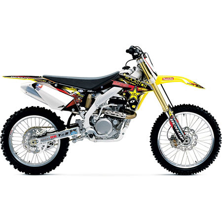 2013 One Industries Rockstar Energy MotoSport Team Complete Graphic Kit - Suzuki - Main