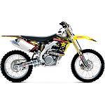 2013 One Industries Rockstar Energy MotoSport Team Complete Graphic Kit - Suzuki - One Industries Dirt Bike Dirt Bike Parts