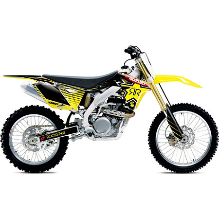 2013 One Industries Rockstar Graphic Kit - Suzuki - Main