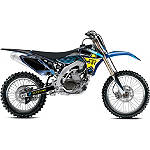 2013 One Industries Rockstar Graphic Kit - Yamaha - Yamaha YZ250F Dirt Bike Graphics