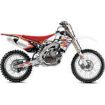 2013 One Industries Throwback Graphic Kit - Yamaha - Yamaha YZ250F Dirt Bike Graphics