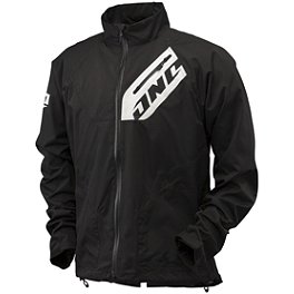 One Industries Atmosphere Windbreaker Jacket - 2013 We All Ride Motosport Supercross Sponsor Tech T-Shirt