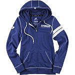 One Industries Women's Yamaha Banding Hoody - One Industries Dirt Bike Womens Casual