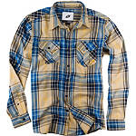 One Industries Bixby Flannel Long Sleeve Shirt - Utility ATV Mens Casual