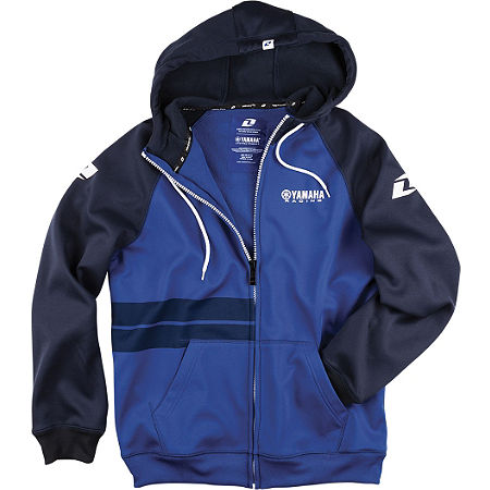One Industries Yamaha Confirm Hooded Fleece Jacket - Main