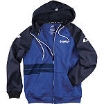 One Industries Yamaha Confirm Hooded Fleece Jacket - Utility ATV Mens Sweatshirt and Hoodies