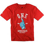 One Industries Youth Fanatic T-Shirt - One Industries ATV Youth Casual