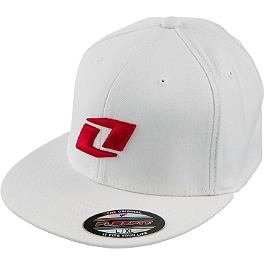 One Industries Icon FF J-Fit FlexFit Hat - One Industries Icon FF J-Fit Hat - Clearance