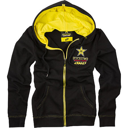 One Industries Women's Rockstar Golden Zip Hoody - Main