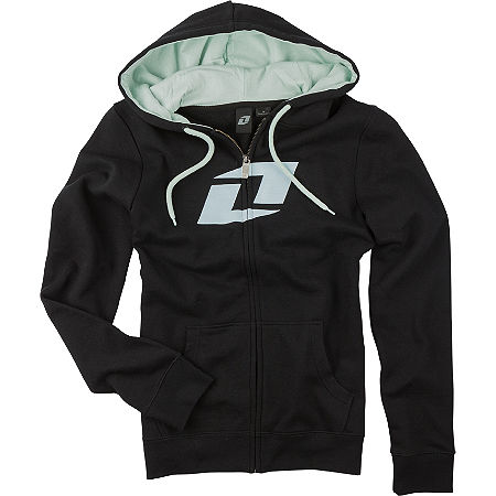 One Industries Women's Icon Et Zip Hoody - Main