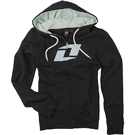 One Industries Women's Icon Et Zip Hoody - One Industries Women's Number One Zip Hoody