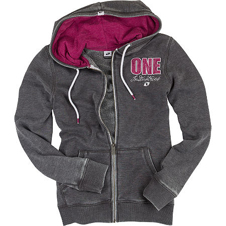 One Industries Women's Loyal Hooded Fleece - Main