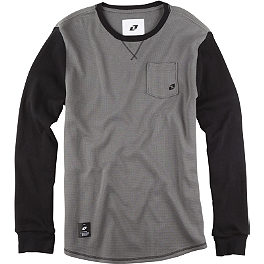 One Industries Hope Thermal Long Sleeve Shirt - One Industries Stockton Crewneck Fleece Pullover