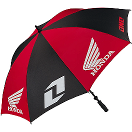 One Industries Honda Umbrella - Alias Geico Umbrella
