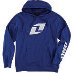 One Industries Icon Fleece Pullover Hoody - Utility ATV Mens Casual