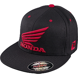 One Industries Honda Operator Hat - Factory Effex Honda Flexfit Hat