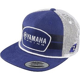 One Industries Yamaha OG Hat - One Industries Yamaha Whiteout Hat