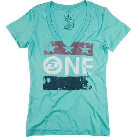 One Industries Women's Patriot T-Shirt - Main