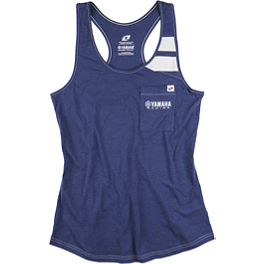 One Industries Women's Yamaha Pitch Tank - One Industries Women's Yamaha Dither T-Shirt
