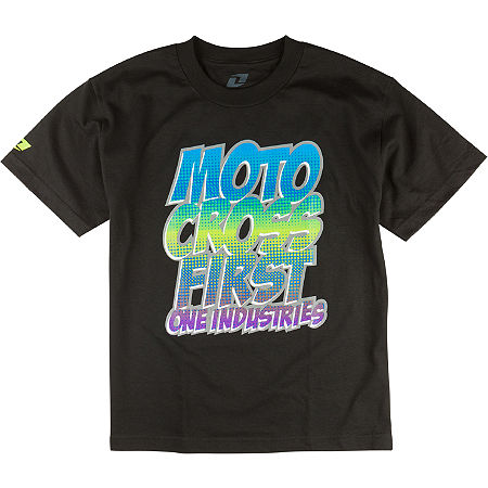 One Industries Youth Pow T-Shirt - Main