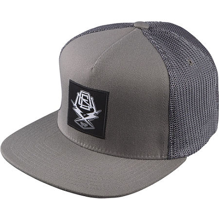 One Industries Riding Dirty J-Fit Snapback Hat - Main