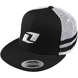 One Industries Robby Snapback Trucker Hat - One Industries Drive Classic Trucker Hat