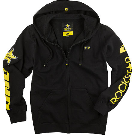 One Industries Rockstar Shattered Zip Hoody - Main