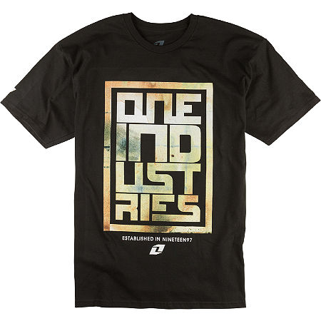 One Industries Stencil T-Shirt - Main