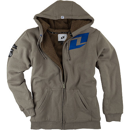 One Industries Survivor Men's Fleece Zip Hoody - Main