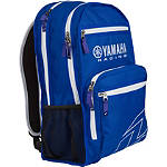 One Industries Yamaha Vice Backpack - Motorcycle School Supplies
